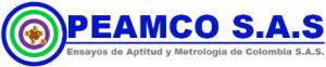 Logo de Ensayos de Aptitud y Metrología de Colombia S.A.S.